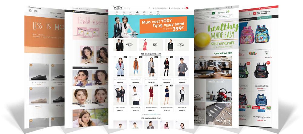 Read more about the article Những lưu ý khi thiết kế web bán hàng trực tuyến